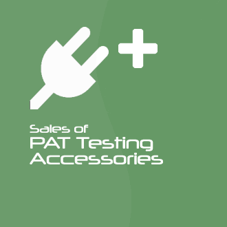 Sales of PAT Tester Accessories
